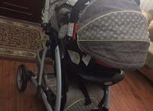 عربه ماركه جراكو مع كرسي سياره