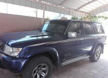 Gasoline Fuel/Power   Nissan Patrol 1998
