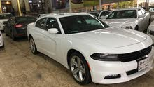 White Dodge Charger 2017 for sale
