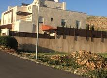 قطعة ارض تصلح لبناء فيلا للبيع في شفا بدران حوض مرج الفرس