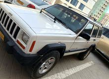 1 - 9,999 km Jeep Cherokee 2001 for sale