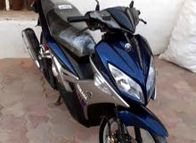 New Yamaha motorbike directly from the owner