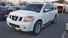 2012 Nissan Armada Se Full options Gulf specs