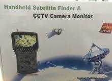 ستلايت فايندر SatFinder HD نظيف جدا استخدام قليل للبيع فقط