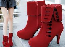 أحذية راقية ليست متوفرة لتسليم الفوري، اجيبهم بالطلب