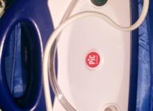جهاز بخار للحساسية  شركه  حلوه رووعة خو الجديد استخدم خفيف