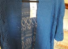 جاكيتة قماش الجوبير المخرم تم شرائها من امريكا