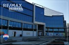 للإيجار مكتب #إدارى 124 م2 على #التسعين الشمالى مول #بولاريس بجوار #جامعة المستقبل