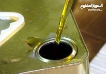 زيت جرشي بإمتياز مكفول 100٪ ويمكن فحص الزيت قبل الشراء