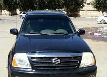 مطلوب سياره سوزوكي XL7 نظيف وبسعر معقول