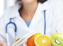 اخصائية تغذية وحميات غذائية