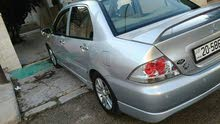 انظف واجمل لانسر 1600موديل2011 فل الفل كافة الاضافات بحالة الوكالة للبيع
