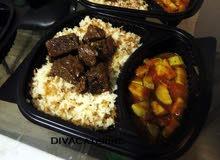 وجبات رمضان الخيرية