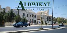 ارض سكنية مميزة على شارعين للبيع في منطقة دابوق ( أم الأشبال) , مساحة الارض 750م