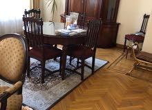 شقة مفروشه للايجار مدة طويلة هاي لوكس للعائلات