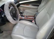 km mileage Infiniti G35 for sale