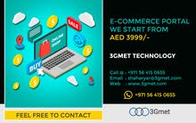 e-commerce website in 3999