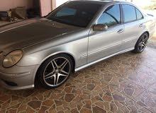 Mercedes Benz E55 AMG car for sale 2003 in Shinas city