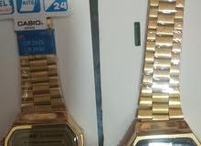 Casio classic Gold edition