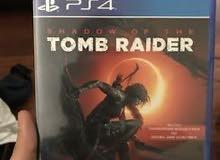 Tomb raider 2018 الجزء الجديد للبيع