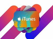 كروت ايتونز / iTunes & App store