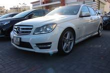 Mercedes Benz C 200 2012 For sale - White color