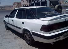 Manual White Daewoo 1994 for sale