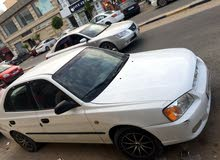 For sale 2002 White Verna