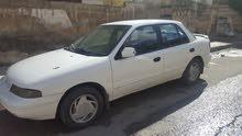 White Kia Sephia 1993 for sale