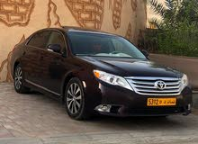 Gasoline Fuel/Power   Toyota Avalon 2012