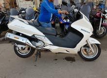 Honda motorbike available in Baghdad