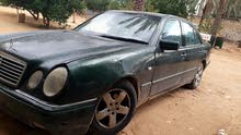 Manual Green Mercedes Benz 1999 for rent
