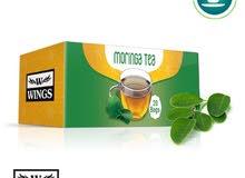 شاي مورينجا