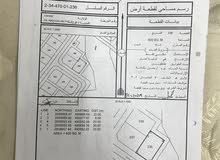 ارض سكنيه صحم ديل ال عبدالسلام من المالك موقع ممتاز