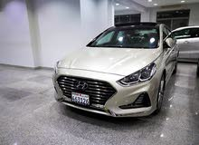 For Sale Hyundai Sonata 2018 full option