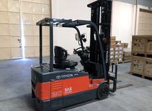 Toyota Forklift Electric 2 Tonne
