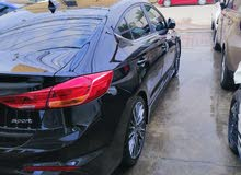 Used condition Hyundai Elantra 2018 with  km mileage