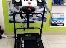جهاز مشي كهربائي مكفول سنه تشمل جميع قطع الجهاز