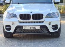 للبيع BMW X5 خليجي مالك أول بحالة ممتازة مديل 2011