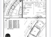 Plots for sale للبيع قطعتين اراضي سكنية تجارية قابل للجادين بسعر ممتاز جدا