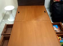single bed & cupbord