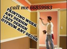 painting villa  Room office