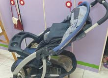 Graco baby stroller very good