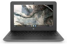 HP Chromebook Black