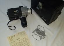 كاميرا فيديو ياباني قديمة عمرها 70 سنة