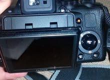 كاميرا مستعملة ساعة بحالة جيدة جدا