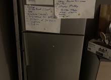 ثلاجة شارب للبيع  - sharp refrigerator for sale