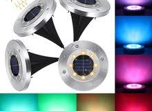 مصباح يعمل بالطاقة الشمسية