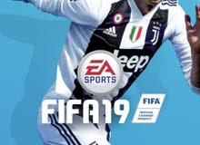 بطاقات ورصيد FIFA 19 بأسعار مميزة