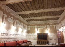 نقوم ببناء البيوت التراثية القديمه وسقف بالاخشاب